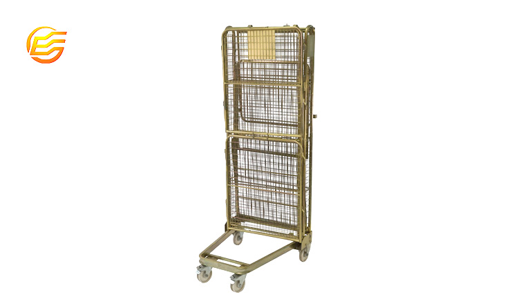 Warehouse Cage Trolley
